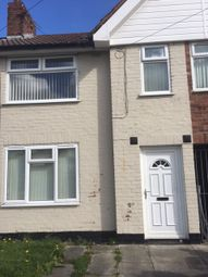 Thumbnail 3 bedroom terraced house to rent in Uldale Close, Norris Green