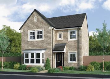 "Thumbnail 4 bed detached house for sale in ""Mitford"" at Windmill View, Scholes, Holmfirth"