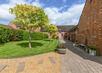 Thumbnail 4 bed barn conversion for sale in Hextall Lane, Ranton, Stafford