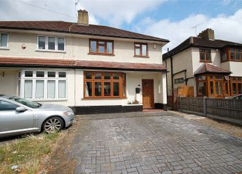 Thumbnail 3 bedroom semi-detached house for sale in Upper Rainham Road, Hornchurch