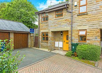 Thumbnail 3 bed terraced house for sale in Church Gardens, Longridge, Preston