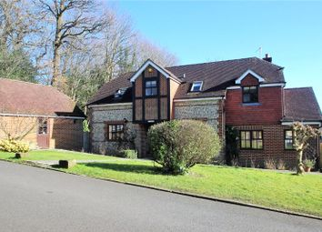 Thumbnail 4 bed detached house for sale in Park Road, Forest Row