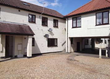 Thumbnail 1 bed flat to rent in Station Mews Station Road, Attleborough
