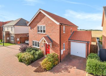 Thumbnail 3 bed detached house for sale in Horseshoe Close, Scartho Grimsby