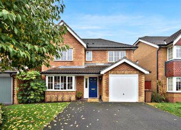 Thumbnail 4 bed detached house for sale in Woolbrook Road, Braeburn Park, Crayford