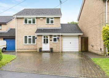 Thumbnail 3 bed detached house for sale in Curtis Hayward Drive, Quedgeley, Gloucester, Gloucestershire