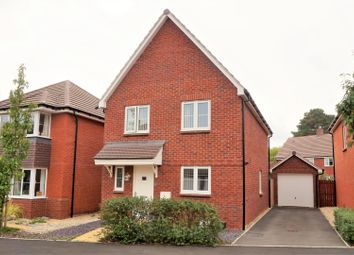 Thumbnail 4 bed detached house for sale in Partletts Way, Powick, Worcester