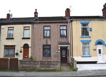 Thumbnail 3 bed terraced house for sale in Leigh Road, Hindley Green, Wigan