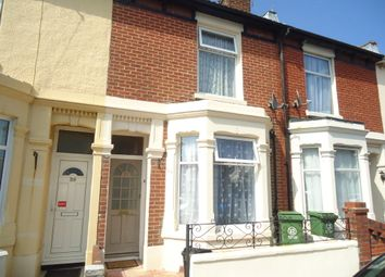 Thumbnail 2 bed terraced house to rent in Pitcroft Road, Portsmouth