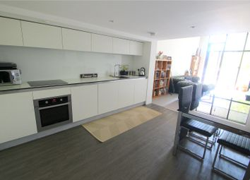 Thumbnail 2 bed flat for sale in Lake Shore, Bristol