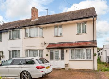 Thumbnail 5 bed end terrace house for sale in Chase Side, Enfield
