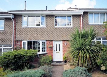 Thumbnail 4 bed terraced house for sale in Camelot Crescent, Fareham