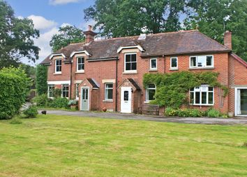 Thumbnail 3 bed semi-detached house for sale in Summerlands Cottage, Botley Road, Curdridge
