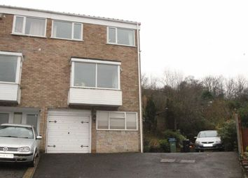 Thumbnail 3 bed town house for sale in Whitestone Road, Halesowen, West Midlands