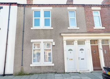 Thumbnail 3 bed flat for sale in Eglesfield Road, South Shields