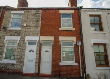 Thumbnail 2 bed terraced house to rent in Bycars Road, Burslem, Stoke-On-Trent