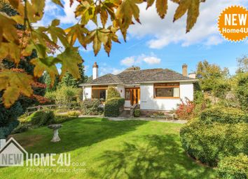 Thumbnail 3 bed bungalow for sale in Hafod Drive, Gwernymynydd, Mold