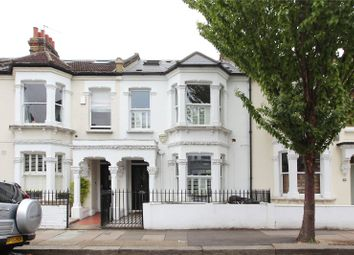 Thumbnail 5 bed terraced house for sale in Leathwaite Road, Battersea, London