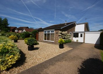 Thumbnail 3 bed detached bungalow for sale in Wold View, Nettleham, Lincoln