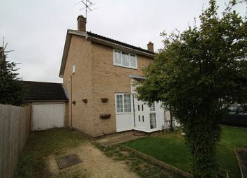 Thumbnail 2 bed semi-detached house for sale in Mildmay Close, Grange Park, Swindon