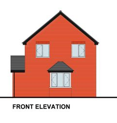 Thumbnail 3 bed detached house for sale in Jackson Avenue, Sandiacre, Nottingham
