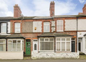 3 bed terraced house for sale in Hendon Rise, St. Anns, Nottinghamshire NG3