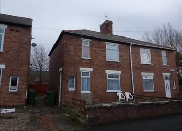 Thumbnail 2 bedroom flat to rent in Lily Avenue, Bedlington