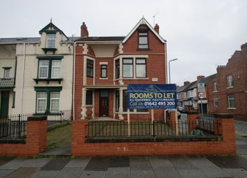Thumbnail 8 bed terraced house to rent in Southfield Road, Middlesbrough