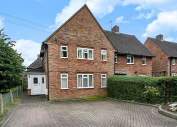 Thumbnail 4 bed semi-detached house for sale in Mill End, Rickmansworth