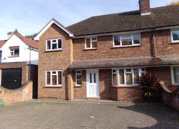 Thumbnail 7 bed property to rent in Spring Rise, Egham, Surrey