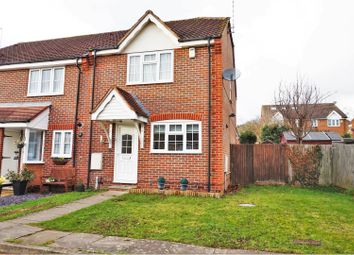 Thumbnail 4 bed end terrace house for sale in Broughton Way, Rickmansworth