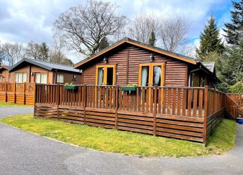 Thumbnail 2 bed lodge for sale in Lanlivery, Bodmin