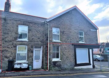 Thumbnail 3 bed terraced house for sale in Quarr Road, Pontardawe, Swansea