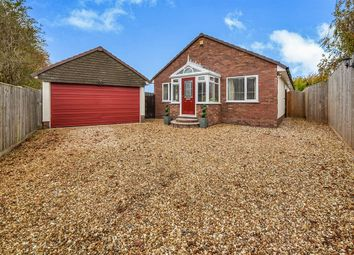 Thumbnail 3 bed detached bungalow for sale in Greenway Road, Taunton