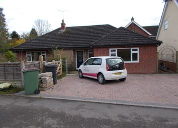 Thumbnail 3 bed detached bungalow to rent in Park Road, Moira, Swadlincote