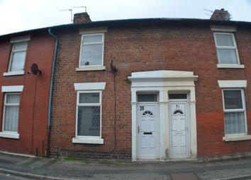 Thumbnail 2 bed terraced house for sale in Brandiforth Street, Bamber Bridge