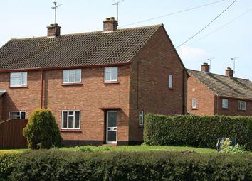 Thumbnail 3 bed terraced house to rent in Ducksen Road, Mendlesham, Stowmarket, Suffolk