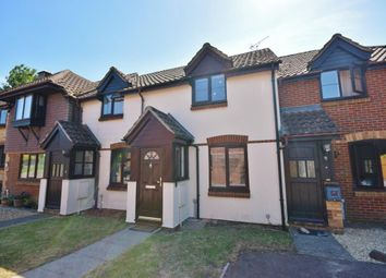 Thumbnail 2 bed terraced house for sale in North Waltham, Basingstoke