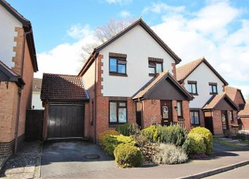 Thumbnail 3 bed detached house to rent in Farrow Close, Chard