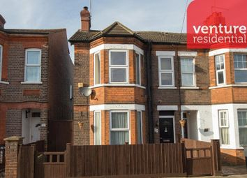 Thumbnail 3 bedroom terraced house for sale in Grange Avenue, Luton