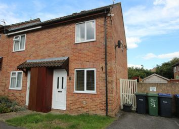 Thumbnail 2 bed end terrace house to rent in Centurion Close, Pewsham, Chippenham