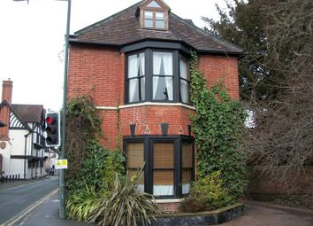 Thumbnail 1 bed flat to rent in Flat 1, Eastnor House, Worcester Road, Ledbury, Herefordshire