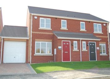 Thumbnail 3 bed semi-detached house to rent in Harland Road, Lincoln