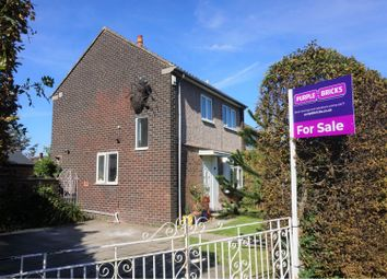 Thumbnail 2 bed semi-detached house for sale in Tarvin Road, Cheadle