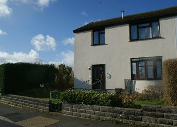 Thumbnail 3 bed semi-detached house for sale in Llandysul, Ceredigion