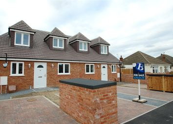 Thumbnail 4 bed semi-detached house for sale in Farm Road, Rainham