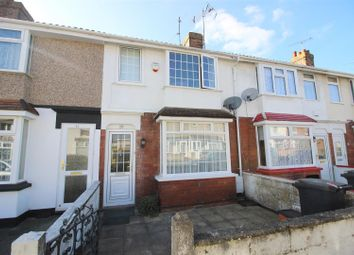 Thumbnail 2 bedroom terraced house for sale in Cobden Road, Swindon