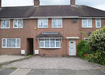 Thumbnail 3 bed terraced house to rent in Reservoir Road, Selly Oak, Birmingham