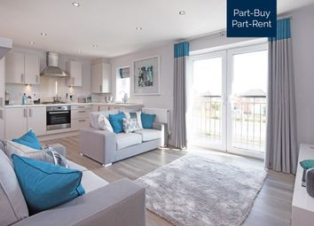 "Thumbnail 2 bedroom flat for sale in ""Mary"" at Waterlode, Nantwich"