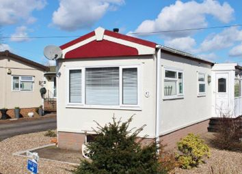 Thumbnail 1 bedroom mobile/park home for sale in Ash Crescent Caravans, Old Mill Lane, Forest Town, Mansfield